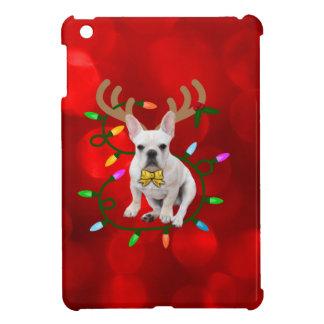French Bulldog Reindeer iPad Miniケース