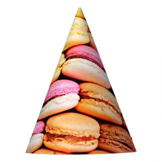 French macaron パーティーハット