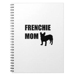Frenchieのお母さん ノートブック
