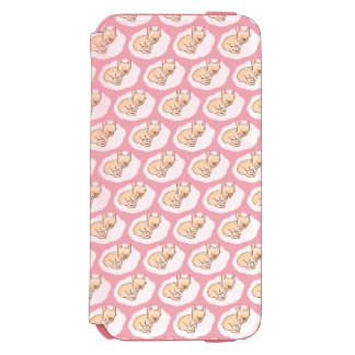 Frenchieの甘美な夢 iPhone 6/6sウォレットケース