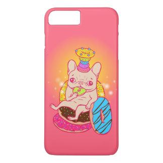 Frenchieはドーナツの王です iPhone 8 Plus/7 Plusケース