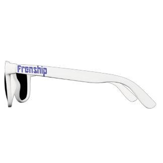Frenshipのトラのサングラス サングラス