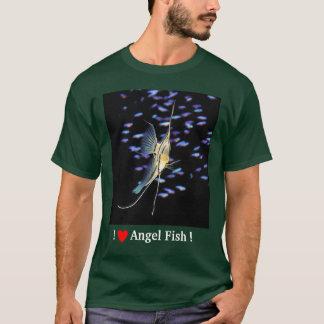 Freshwater Angel Fish Tシャツ