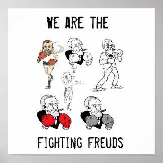 Freuds戦いのポスター ポスター
