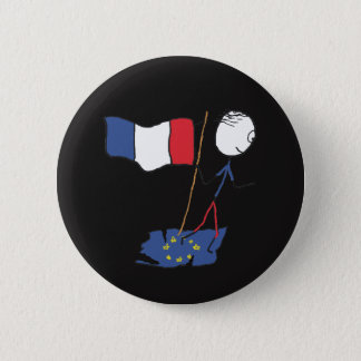 Frexit 缶バッジ
