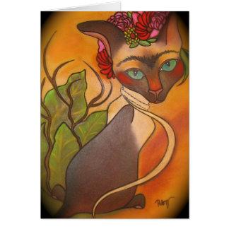 Frida猫 カード