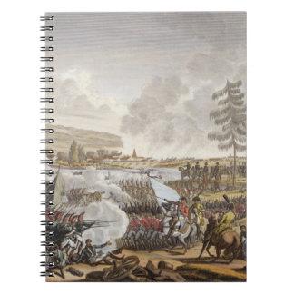 Friedlandの戦い、刻まれる1807年6月14日 ノートブック