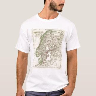 Friedrichshammの平和までのスカンジナビア Tシャツ