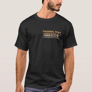 FRIENDLYKATの前代未聞のフリースタイルシリーズTシャツ Tシャツ