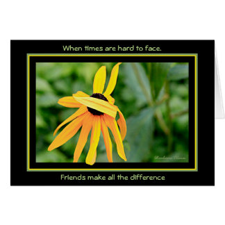 Friends Make all the difference カード