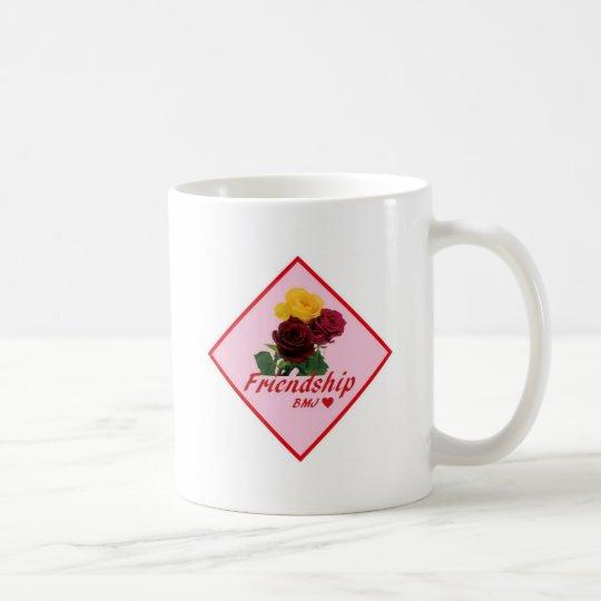 Friendship コーヒーマグカップ