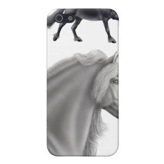 Friesianのばん馬のSpeckの場合 iPhone 5 Case