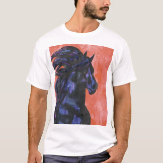 Friesianのファンタジー Tシャツ