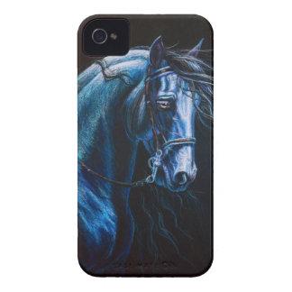 Friesianの馬 Case-Mate iPhone 4 ケース