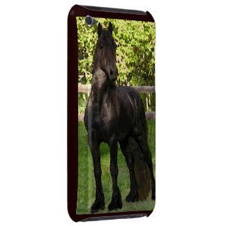 Friesianの馬 Case-Mate iPod Touch ケース