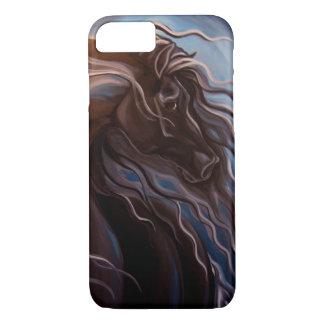 Friesianの馬 iPhone 8/7ケース