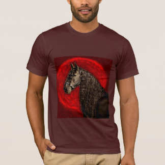 Friesianの鬣 Tシャツ