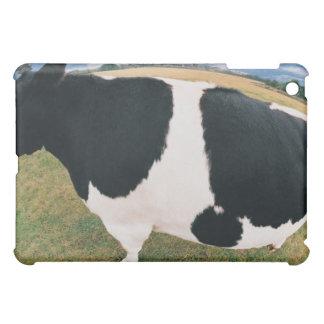 Friesian牛の側面図 iPad Miniケース