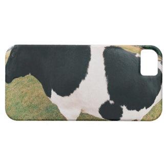 Friesian牛の側面図 iPhone SE/5/5s ケース