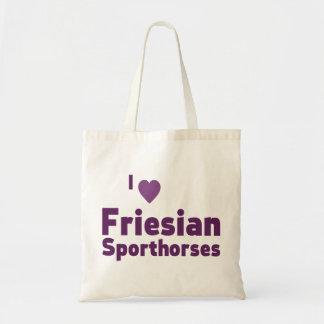 Friesian Sporthorses トートバッグ