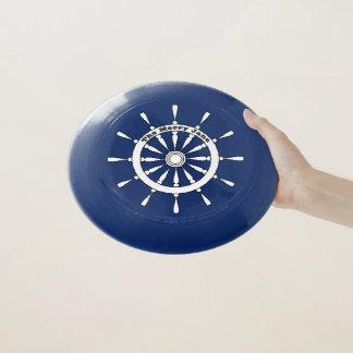 Frisbee - Ship Wheel with Name Wham-Oフリスビー