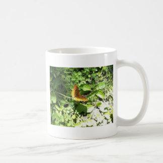 frittiliary butterly コーヒーマグカップ