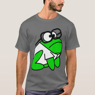 Frog博士 Tシャツ