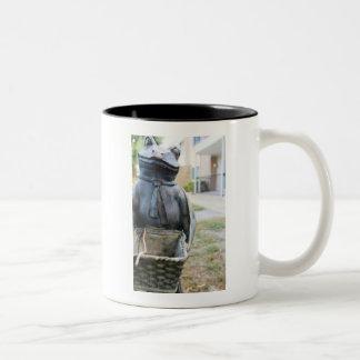 Frog氏 ツートーンマグカップ