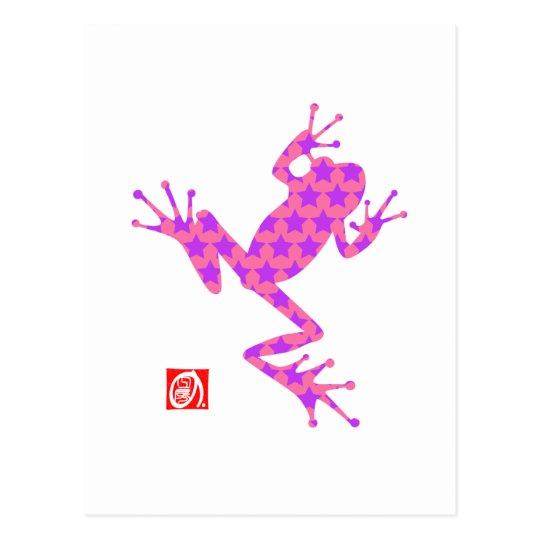 frog14-3 ポストカード
