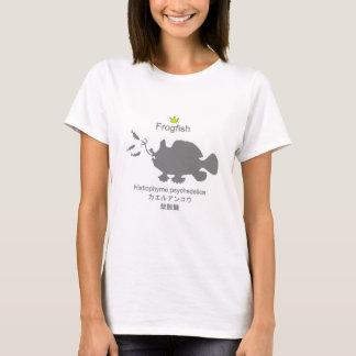 Frogfish g5 tシャツ