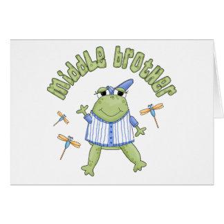 Froggieの中間の兄弟 カード
