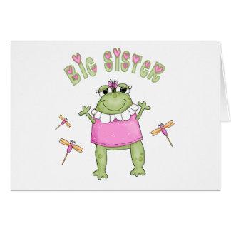 Froggieの姉 カード