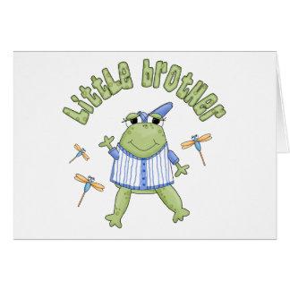 Froggieの弟 カード