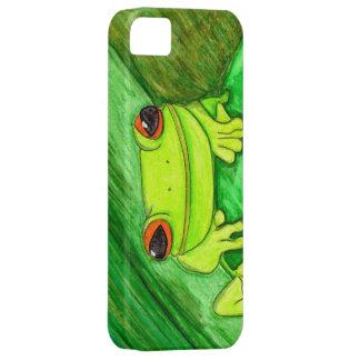 FroggieのiPhone 5の場合 iPhone SE/5/5s ケース