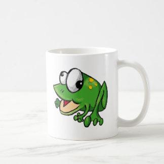 Froggyのスマイル! コーヒーマグカップ