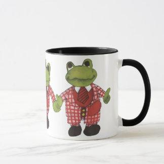 Froggyのマグ4 マグカップ