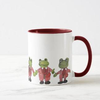 Froggyのマグ7 マグカップ