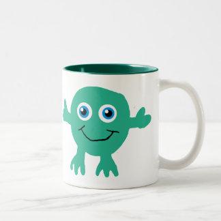 Froggyのマグ ツートーンマグカップ