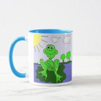 Froggyのマグ マグカップ