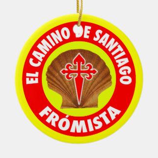 Frómista セラミックオーナメント