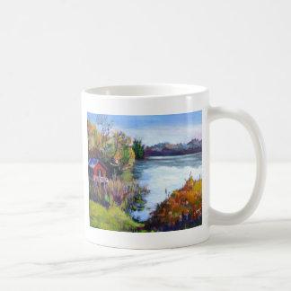 Frontenac公園、オンタリオ コーヒーマグカップ
