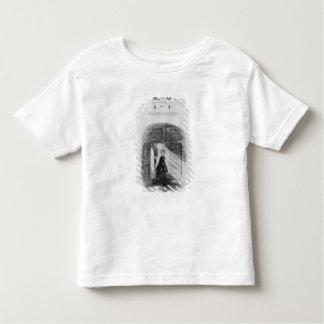 Frontispieceチャールズ著「少しDorrit」 トドラーTシャツ