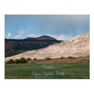 Fruita、コロラド州: 空地公園 ポストカード