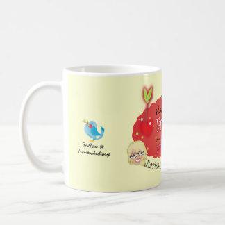 Fruitcakeのマグ コーヒーマグカップ