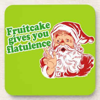 Fruitcakeは鼓腸を与えます コースター
