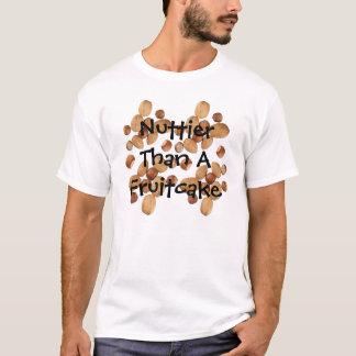 Fruitcakeよりナッツ味 Tシャツ