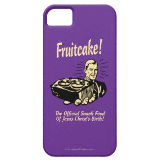 Fruitcake! イエス・キリストの誕生のスナック iPhone SE/5/5s ケース