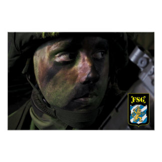 FSG -暗闇の兵士 ポスター
