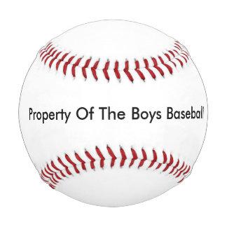 FTBの野球 野球ボール