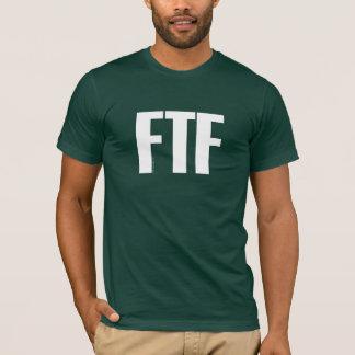 FTF -暗い Tシャツ